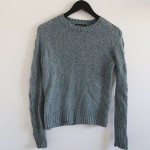 NANETTE LEPORE Extra Fine Merino Wool Sweater